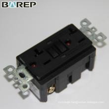 General purpose GFCI electrical industrial socket