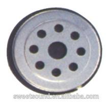 Petits appareils d'enregistrement vocal haut-parleurs haut-parleurs de 16 ohms 8 pouces