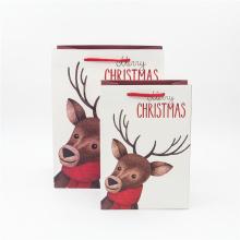 Latest Christmas Gift Bag Kids Paper Bag