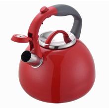 Effiziente Erdgasherde mit Tee- oder Kaffeekessel