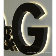 Waterproof Outdoor Brightness LED Channel Letter Company Logo