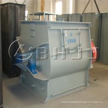 Misturador de pá horizontal, misturador de argamassa de pó seco