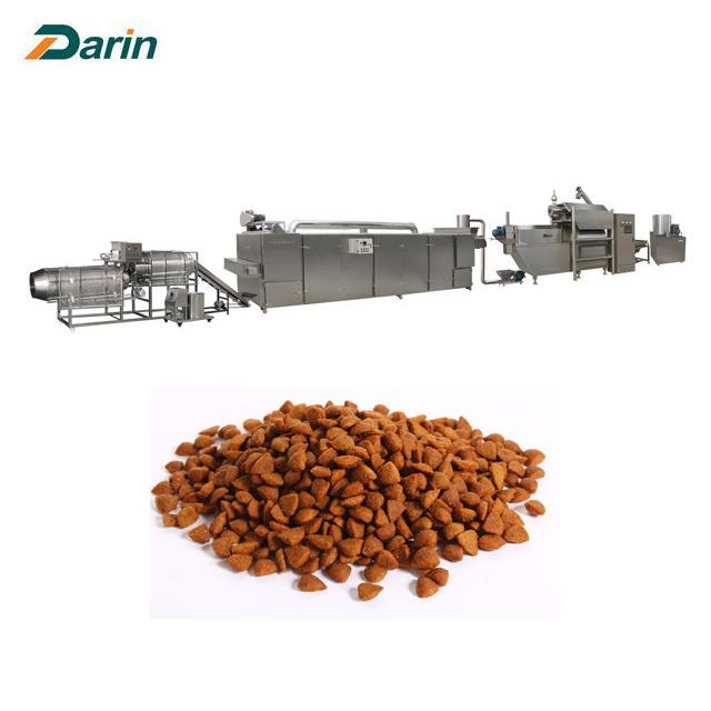 Dry Pet Food Machine111