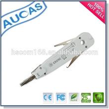 Kabelstanzwerkzeug mit 110 Klinge / Punch Down Impact Network Tool 110 / Telecom Terminal Block Siemens Schlagwerkzeug