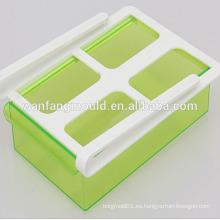 Cosméticos que terminan el molde de la caja de almacenamiento con buena calidad cajón de múltiples capas de escritorio caja de almacenamiento de plástico molde de fábrica