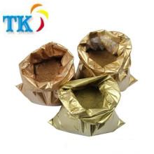 240 mesh-1200 mesh pale gold Bronze powder,Copper powders pigment