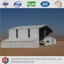 Edificio de estructura metálica prefabricada de alta altura