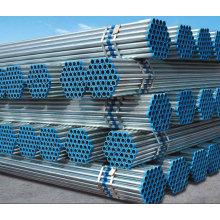 S235jr Round Pre-Galvanized Steel Pipe