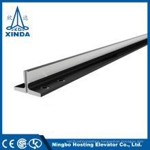 China Product Safety Parts Elevator Guide Rails Machine