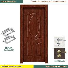 Puerta plegable del PVC del dormitorio de la puerta de MDF Door Factory MDF