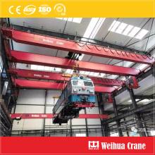 Overhead Crane for Train Maintenance