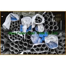 La mejor opción El mejor precio 304 tubería de acero inoxidable
