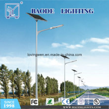 12W tudo na luz solar integrada solar do diodo emissor de luz