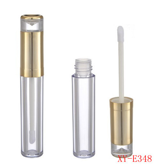 Smart Gold Lipgloss Bouteille pour le maquillage