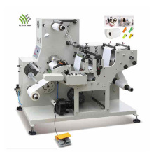 Paper Rotary Die Cutting Machine with Slitting Function