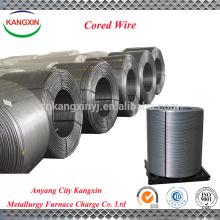 Alambre con base de la aleación de calcio del silicio de Ferro del fabricante de China
