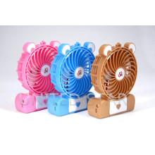 Ventilador recargable de mano mini Ventilador pequeño para viajes