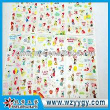 adesivos coloridos de PVC criativos 2013