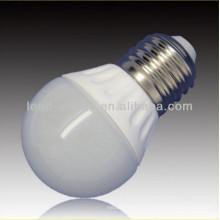 B22 светодиодная лампа колба G45 керамика