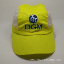 bight color two sided net custom five panel cap