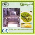 Máquina de secagem contínua de correia vegetal de frutas