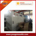 PP PC Small Clear Plastic Container Polycarbonate Injection Molding S136 Endurecido 48 ~ 50HRC