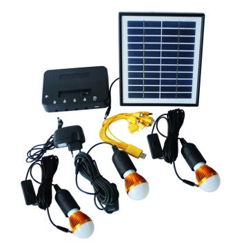 Lámpara solar llevada llevada solar de la lámpara llevada linterna de la iluminación solar al aire libre de múltiples funciones