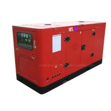 Conjunto de generador diesel insonorizado Unite Power 20kw Xichai con ATS