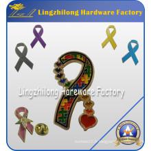 Badge de sensibilisation au nouvel insigne de ruban 2016