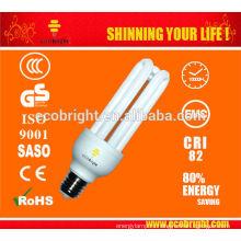 T4 3U 20W энергосберегающие качества CE света 10000H