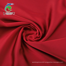 50D Chiffon Satin Woman Fashion Dress Fabric