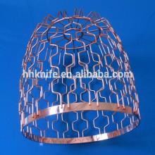 metal fruit bowl Bread Basket