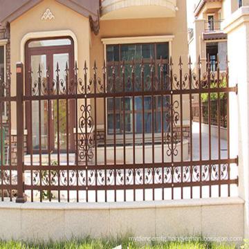 decorative aluminum fence panel corrugated metal fence panels arrow