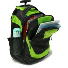 Mochila de deporte al aire libre Rolling para senderismo / al aire libre / equipaje