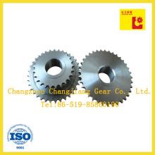 Standard conveyor Tooth Double Chain Sprocket