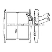 Промежуточный охладитель для автомобилей Mercedes-Benz AXOR OEM: 9405010701 NISSENS: 97069