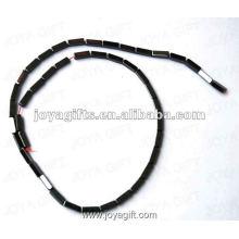 """3x9MM Loose Magnético Beads quadrados Hematite 16 """""""
