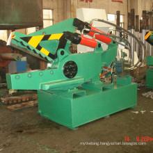 Hydraulic Aluminum Steel Rebar Pipe Tube Crocodile Shear