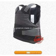Nij / Ce Zertifikat V-Fit001.5 Covert Kugelsichere Weste