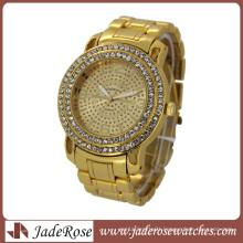 Gold Fashion Watch Men′s Wrist Watch (RB3212)