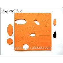 EVA espuma cortada em forma personalizada para a educação