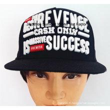 Chapeau d'impression en 3D Hip-Hop Cap City Fashion Hat