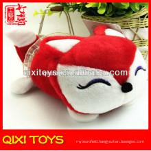 Cute desige red fox mobile phone holder