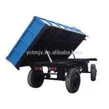Venta caliente camión remolque / remolque de descarga para el mejor precio