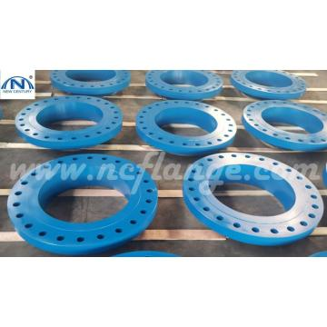 BLUE CARBON STEEL FLANGE