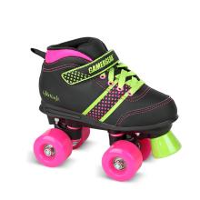 Soft Boot Quad Roller Skate para Crianças (QS-35)