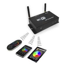 Wireless WiFi RGB LED controlador para tiras de LED