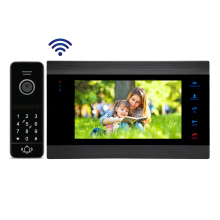 7Inch Analog to digital IP WiFi Door Phone Intercom VDP works with Tuya Smart APP