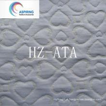 Jacquard tecido laminado para protetor de colchão