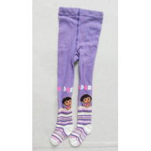 Hosiery Cotton Baby Pantyhose in Hot Sale
